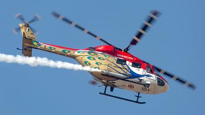 ZD4050 - Hindustan Aeronautics ALH Dhruv - India - Air Force