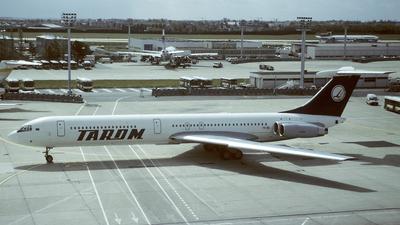 YR-IRE - Ilyushin IL-62M - Tarom - Romanian Air Transport