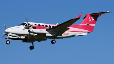 N848UP - Beechcraft B300 King Air 350i - Wheels Up