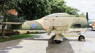 0-37661 - North American T-28D Trojan - Thailand - Royal Thai Air Force