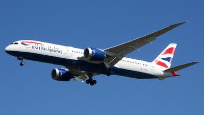 G-ZBKL - Boeing 787-9 Dreamliner - British Airways