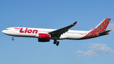 HS-LAI - Airbus A330-343 - Thai Lion Air