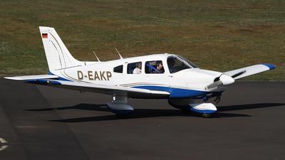 D-EAKP - Piper PA-28-181 Archer II - Private