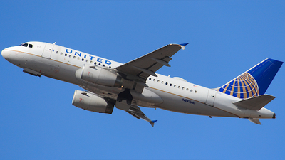 A picture of N841UA - Airbus A319131 - United Airlines - © Luis Miguel Martinez