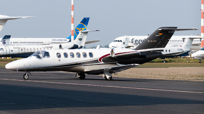 D-ILOU - Cessna 525A CitationJet CJ2 - Sylt Air