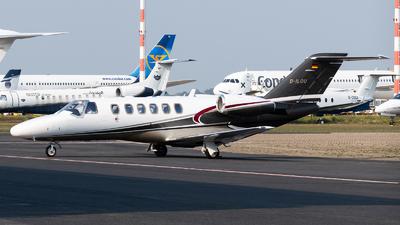 A picture of DILOU - Cessna 525A CitationJet CJ2+ - Sylt Air - © Chris de Breun