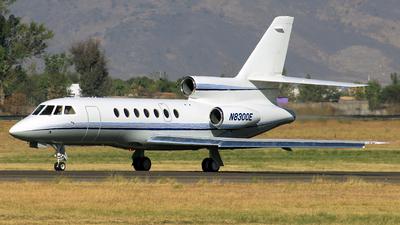 N8300E - Dassault Falcon 50 - Emerson Electric