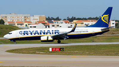 A picture of EIEXF - Boeing 7378AS - Ryanair - © Rui Marques