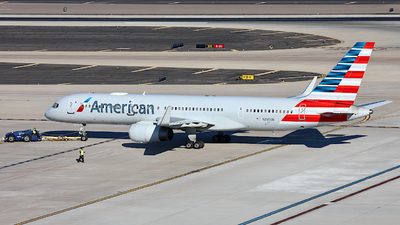 N205UW - Boeing 757-23N - American Airlines