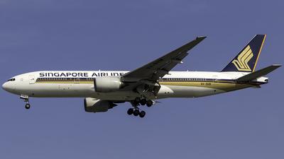 9V-SVM - Boeing 777-212(ER) - Singapore Airlines