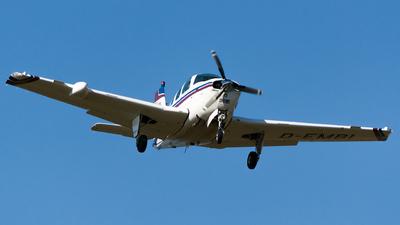 D-EMBI - Beechcraft A36 Bonanza - Private