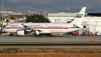 A6-PFG - Boeing 787-9 Dreamliner - United Arab Emirates - Abu Dhabi Amiri Flight