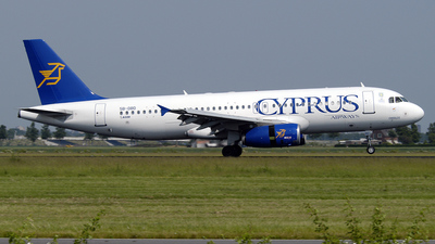 5B-DBD - Airbus A320-231 - Cyprus Airways