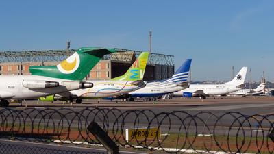 SBBR - Airport - Ramp