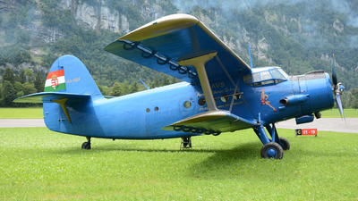 HA-ABA - PZL-Mielec An-2 - Private