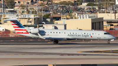 N740EV - Bombardier CRJ-701ER - American Eagle (SkyWest Airlines)