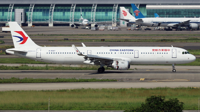 B-8567 - Airbus A321-211 - China Eastern Airlines