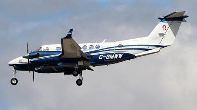 C-GMWW - Beechcraft B300 King Air 350i - Charter Air Transportation Services