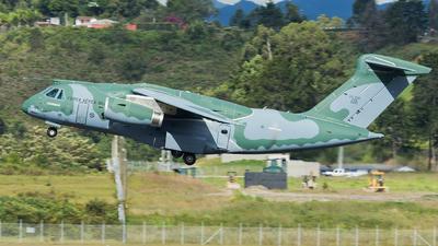 A picture of FAB2855 - Embraer KC390 -  - © Tomas Acevedo Sanchez