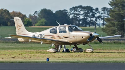 VH-YMQ - Cirrus SR22-GTS G3 Turbo - Private