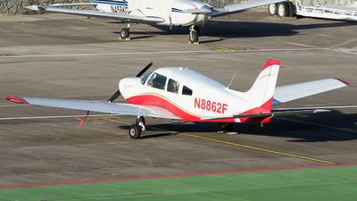 N8862F - Piper PA-28-151 Cherokee Warrior - Private