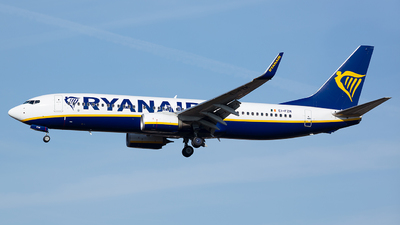 EI-FZM - Boeing 737-8AS - Ryanair