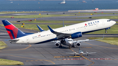 A picture of N774DE - Boeing 7378EH - Delta Air Lines - © HA-KLS
