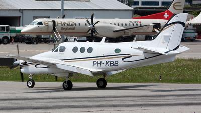 PH-KBB - Beechcraft C90A King Air - Liberty Air