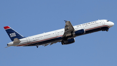 N556UW - Airbus A321-231 - US Airways