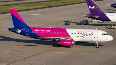 A picture of HALWK - Airbus A320232 - Wizz Air - © Markus Altmann