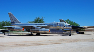 61-2080 - Convair B-58A Hustler - United States - US Air Force (USAF)