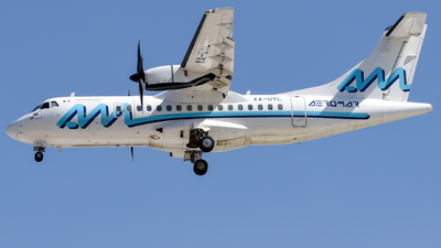 A picture of XAUYL - ATR 42600 - Aeromar - © Francisco Enrique Islas