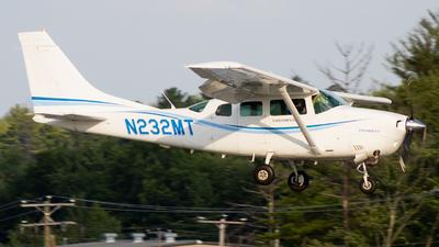 N232MT - Cessna TU206G Turbo Stationair - Private