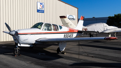 N9046S - Beechcraft 35-C33A Bonanza - Private