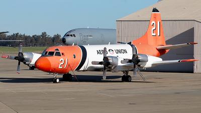 N921AU - Lockheed P-3A Orion - Aero Union