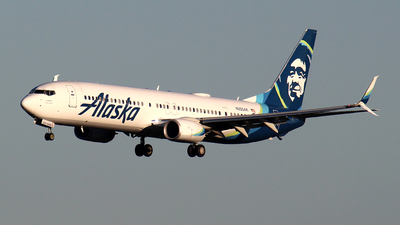N285AK - Boeing 737-990ER - Alaska Airlines
