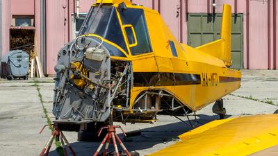 HA-MFD - Zlin Z-137T Agro Turbo - Air Patrol