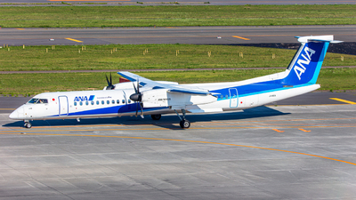 JA460A - Bombardier Dash 8-Q402 - ANA Wings