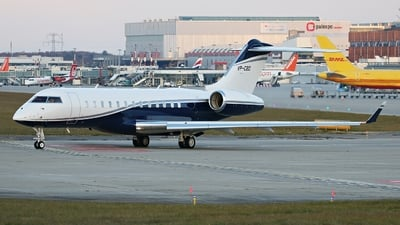VP-CBO - Bombardier BD-700-1A10 Global 6000 - Eden Aviation