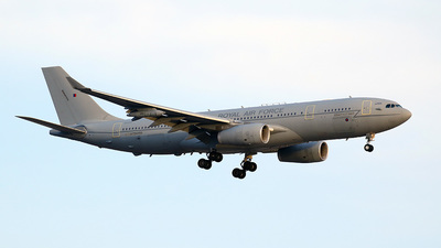 ZZ335 - Airbus A330-243 (MRTT) Voyager KC.3 - United Kingdom - Royal Air Force (RAF)