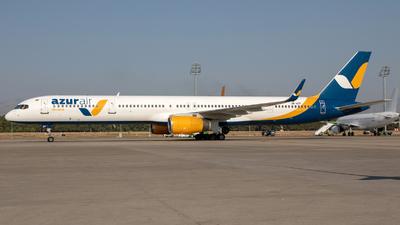 UR-AZP - Boeing 757-3E7 - Azur Air Ukraine