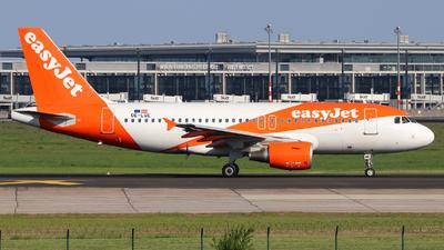 OE-LQE - Airbus A319-111 - easyJet Europe
