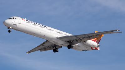 EP-LCK - McDonnell Douglas MD-82 - Kish Air