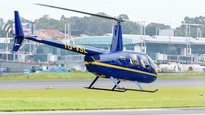 TG-VSL - Robinson R44 Clipper II - Private