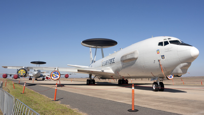 81-0004 - Boeing E-3C Sentry - United States - US Air Force (USAF)
