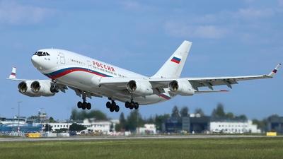 RA-96019 - Ilyushin IL-96-300 - Rossiya - Special Flight Squadron