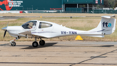 A picture of VHYNN - Diamond DA40 Diamond Star - [40.1153] - © Mitch Coad