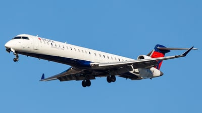 N170PQ - Bombardier CRJ-900LR - Delta Connection (SkyWest Airlines)