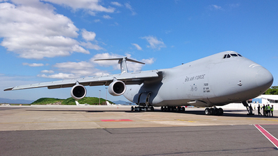 87-0029 - Lockheed C-5M Super Galaxy - United States - US Air Force (USAF)