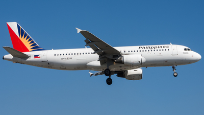 A picture of RPC8398 - Airbus A320214 - Philippine Airlines - © Nek Aberia